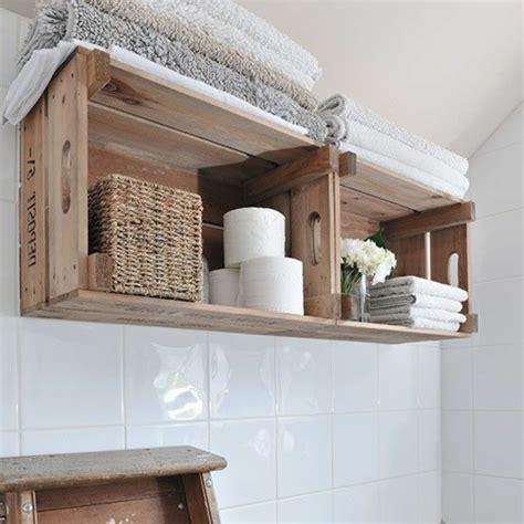 creer meuble salle de bain 1001 id 233 es et tutos pour fabriquer un meuble en cagette charmant