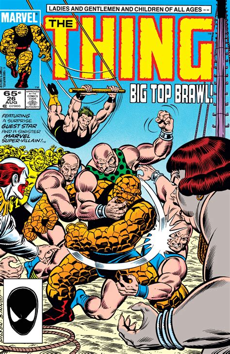 Thing (1983) #26 | Comic Issues | Marvel
