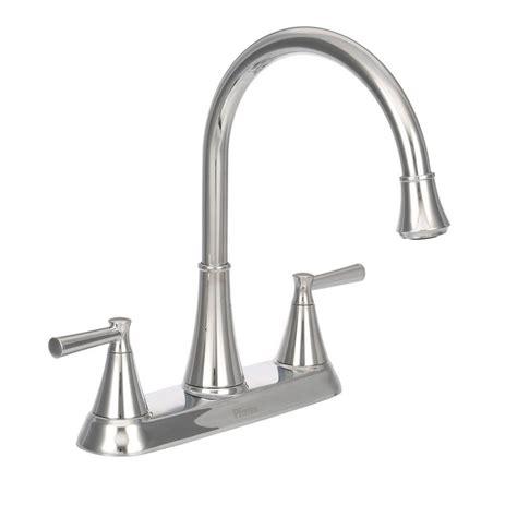 kitchen faucet pfister pfister cantara high arc 2 handle standard kitchen faucet