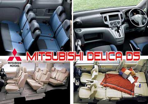 Mobil Gambar Mobilmitsubishi Delica by Harga Mobil Mitsubishi Delica D5 Mpv Setangguh Suv Harga