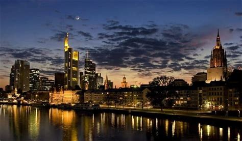 cities beautiful night