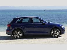 Audi Q5 Test 20 TFSI 30 TDI Autogefühl