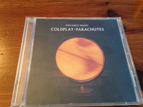 Coldplay Parachutes 2000 Cd Discogs