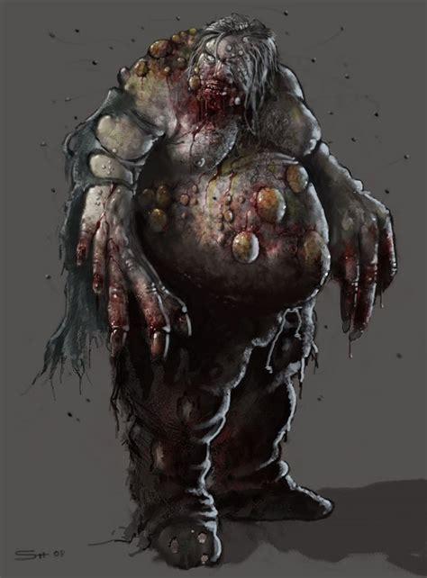 zombie image left  dead concept art contest mod db