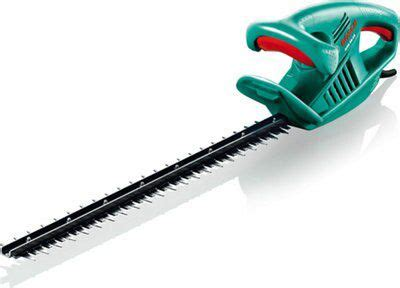 bosch ahs   electric hedge trimmer departments diy