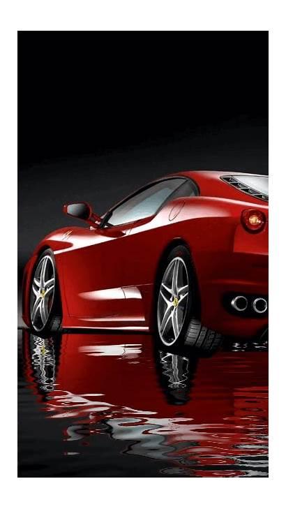 Iphone Ferrari Wallpapers Gifs Mobile F1 Autos