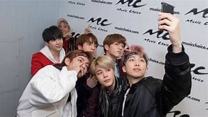 """Catch BTS On The """"Late Late"""" Show 