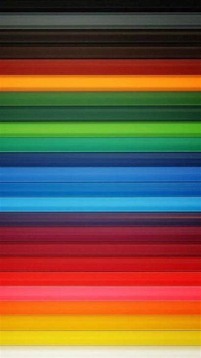 Wallpapers Vertical Neon Stripes Phone Mobile Qhd