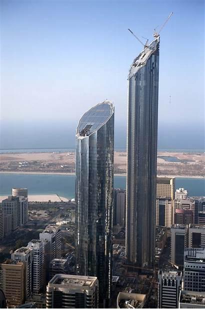 Trade Abu Dhabi Center Services Construction