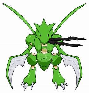 My Pokemon Scyther