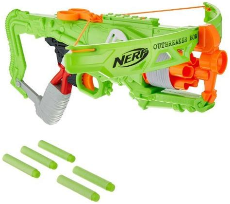nerf zombie strike bow outbreaker blaster gun crossbow dreadbolt action darts most powerful amazon accurate toys blasters archer arms