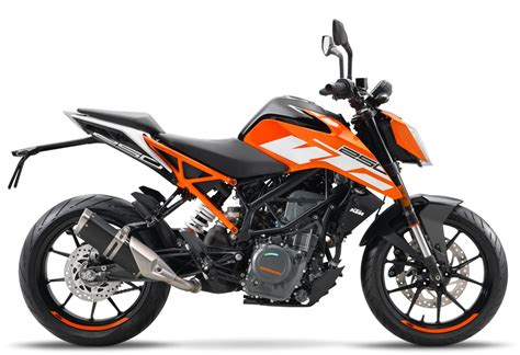 New Ktm Duke 250 by Ktm Duke 250 Updated Misses Out On Ride By Wire And Tft