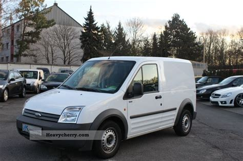 Ford * Connect * Ahk/el.fenster/1.hand 2009 Box-type