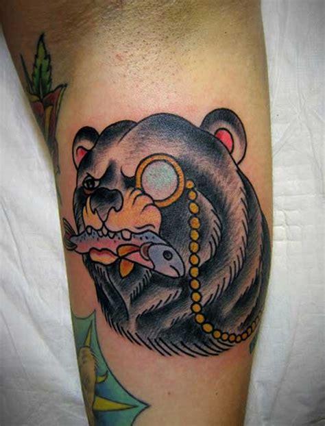 fotosdesenhos de tatuagens de urso significados