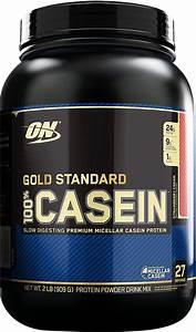 Optimum Nutrition Natural 100  Casein Protein Gold Standard