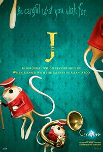 Internet Of Everything All The 39 Coraline 39 Alphabet Movie Posters Geektyrant