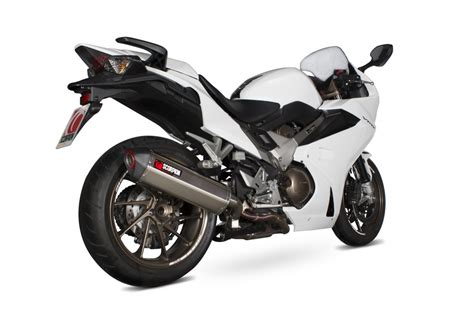 honda vfr 800f exhausts vfr 800f performance exhausts scorpion exhausts