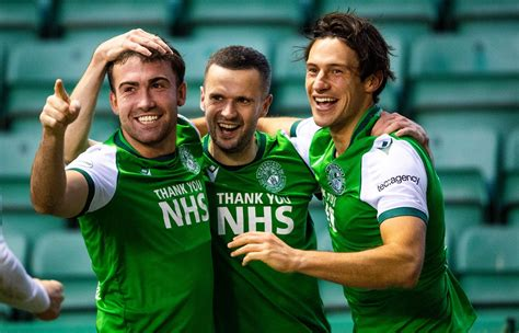 Hibs playmakers poised for return as Jack Ross welcomes ...