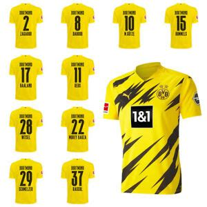 Incumbent democratic governor phil murphy. Puma Borussia Dortmund BVB Kids Home Jersey Shirt 2020 ...