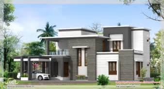low cost home interior design ideas home design sq contemporary villa plan and elevation