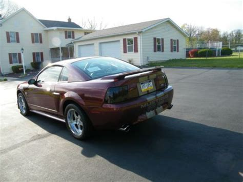2004 ford mustang anniversary edition buy used 2004 ford mustang gt anniversary edition