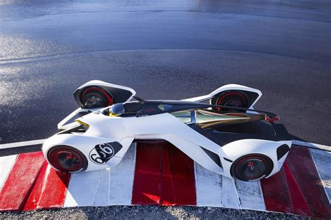 beam   chevy chaparral  vision gt  laser powered