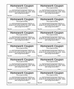 coupon template 11 free word excel pdf ai With voucher booklet template