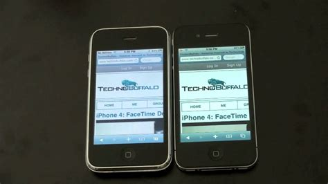 where is my iphone iphone 4 vs iphone 3gs