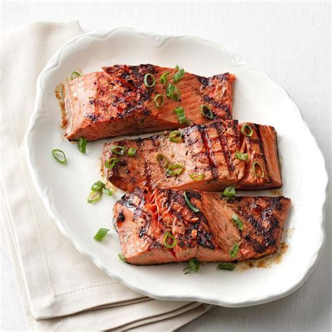 how do you grill salmon 1 2 3 grilled salmon for two recipe taste of home