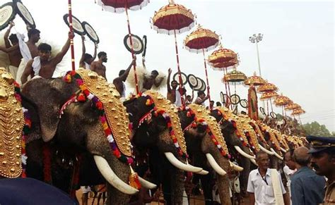 thrissur pooram heres ancient temple