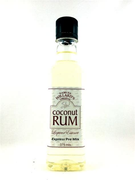 what to mix with rum coconut rum pre mix home brewing supplies