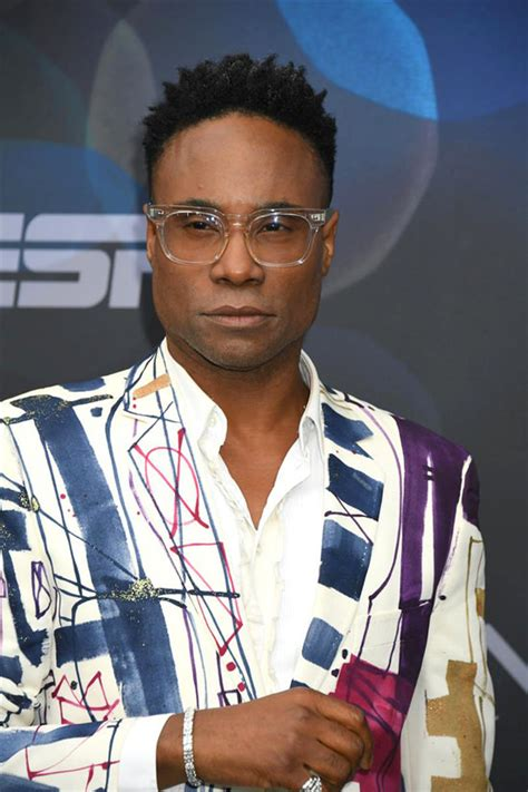 Billy Porter The Abc Disney Upfront Presentation