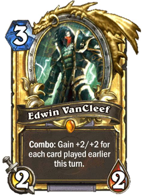Edwin Vancleef Deck 2015 by Daily Card Discussion Thread 040 Toshley August 20th