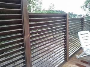 Brise Vue Pour Terrasse : sup rieur protection soleil pour terrasse 3 brise vue ~ Dailycaller-alerts.com Idées de Décoration