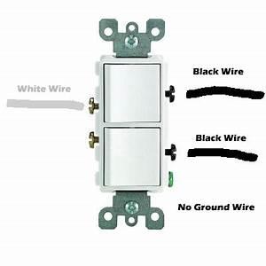 Double Switch Wiring Diagram : wiring help for leviton 5634 double switch leviton ~ A.2002-acura-tl-radio.info Haus und Dekorationen