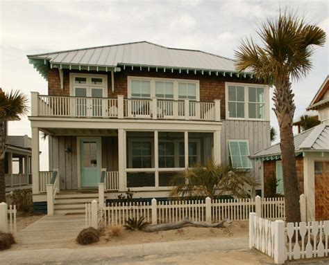Nc Costal House  Traditional  Exterior  Wilmington By