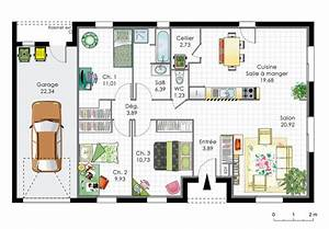 Maison Americaine Interieur : plan maison americaine plan maison americaine maison ~ Zukunftsfamilie.com Idées de Décoration