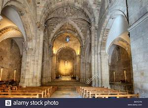 St Anne's Church; Jerusalem, Israel Stock Photo: 23959733 ...