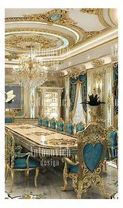 Classical Interior Design Dubai