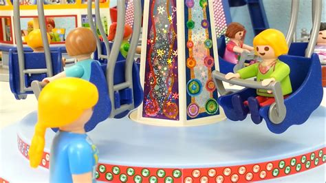 Ausflug Zum Freizeitpark Playmobil Film Seratus1 Riesenrad
