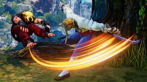 Vega Revealed In Street Fighter 5 Image Gallery