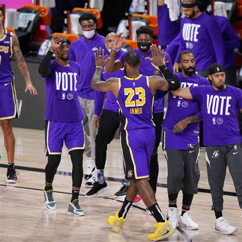 NBA Playoff Schedule 2020: Odds, TV Coverage and Live ...