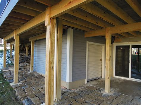Ipe Deck Panels