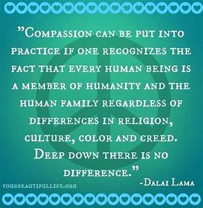 Dalai Lama on tolerance and compassion | words | Pinterest