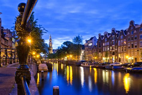 Amsterdam By Night Zy Co Design And Photo