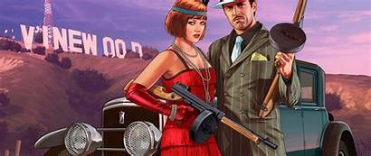 Gta 8k Resolution Wallpapers Theft Grand Jeux