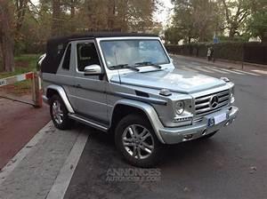 Mercedes Cabriolet Occasion : 4x4 occasion rechercher des petites annonces de 4x4 d 39 occasion ~ Medecine-chirurgie-esthetiques.com Avis de Voitures
