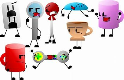 Inanimate Object Objects Bodies Clipart Character Deviantart