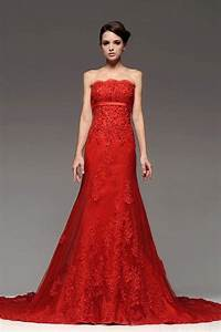 Fabulous chinese traditional wedding dresses pretty designs for Wedding dress red