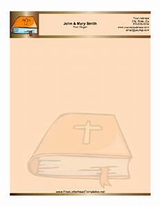 free church letterhead With christian letterhead templates free